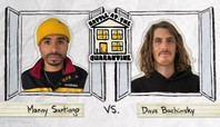 Manny Santiago Vs. Dave Bachinsky: Battle At The Quarantine