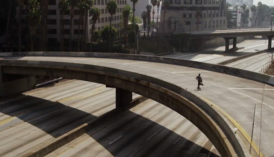 Skateboarding During a Pandemic: Russell Houghten's 'Urban Isolation'