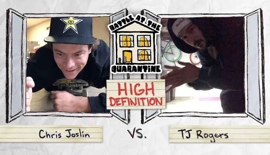 Chris Joslin Vs. TJ Rogers: Battle At The Quarantine Round 2