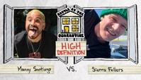 Manny Santiago Vs. Sierra Fellers: Battle At The Quarantine Round 2