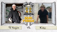 TJ Rogers Vs. Taylor Kirby: Battle At The Quarantine Semifinals