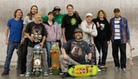 Historic 'Tony Hawk's Pro Skater' Alumni Day At The Berrics