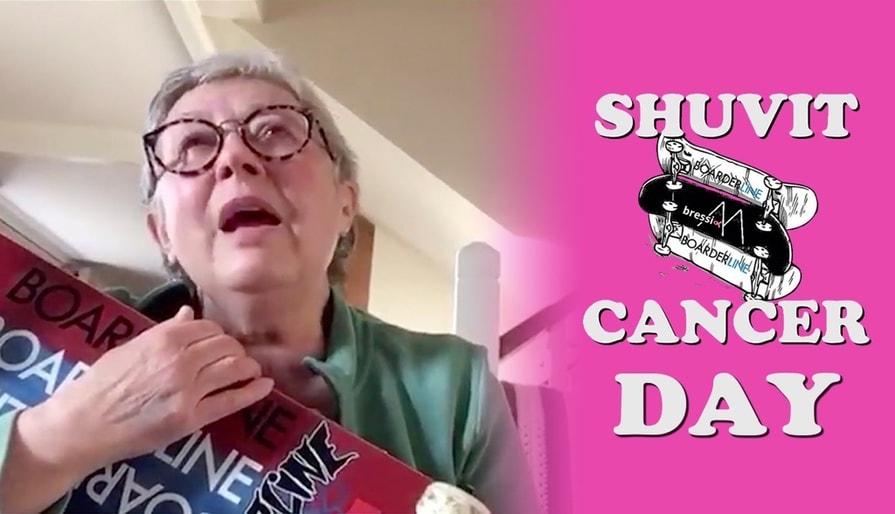 #ShuvitCancer Day: In Memory Of Elaine Shallcross