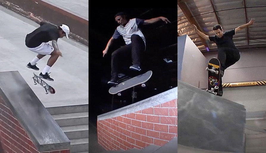 Best Lines Ever Done At The Berrics: Part 1
