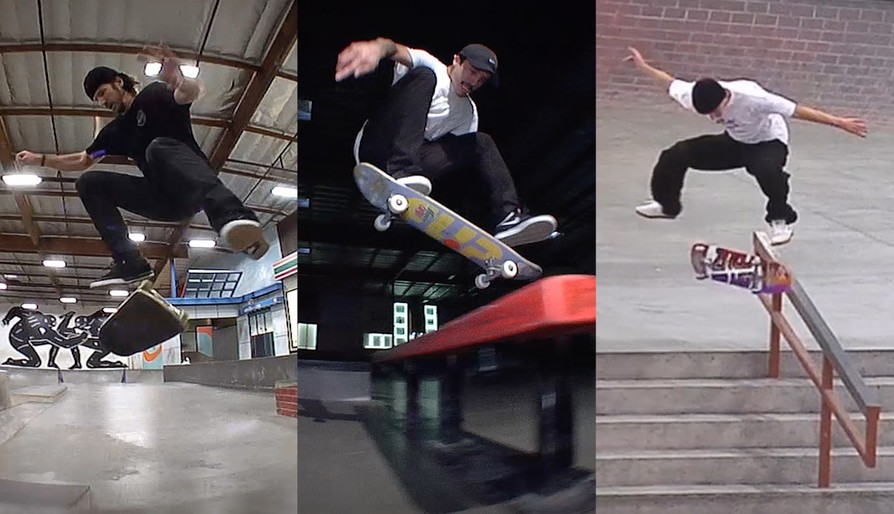 Best Lines Ever Done At The Berrics: Part 2