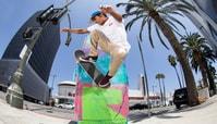 Mario Realegeno: Street Artist/Skateboarder