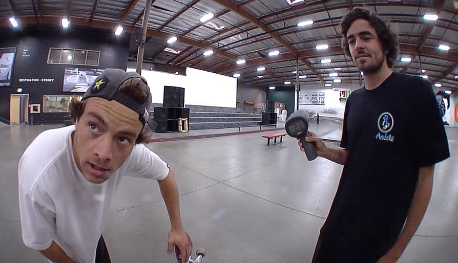 Chris Joslin's 28mph Bigspin: The Greatest Of All Time
