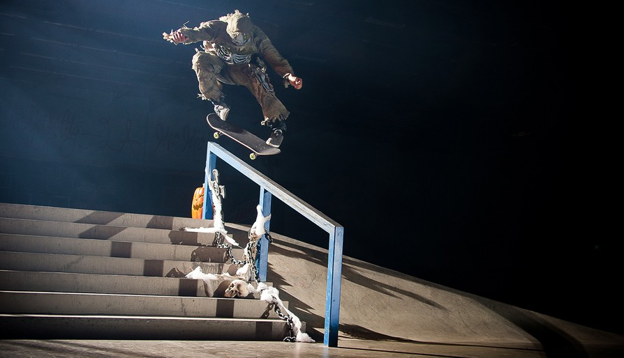 This Is Berrics Halloween: The Greatest Of All Time