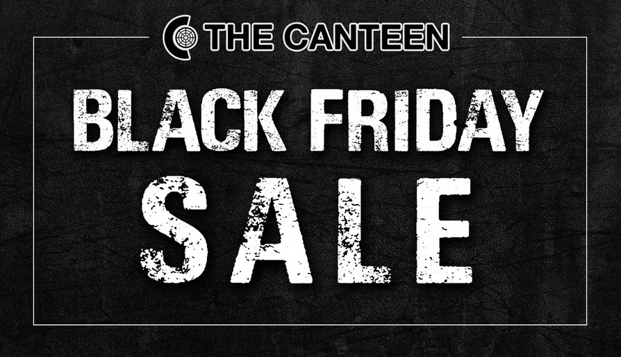 Don't Miss The Canteen's Black Friday Sale!