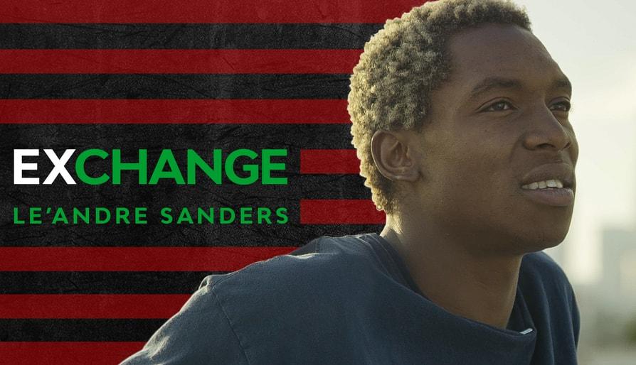 Leandre Sanders: 'Exchange'