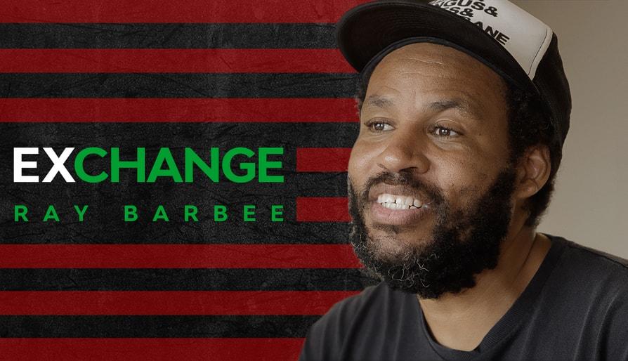Ray Barbee: 'Exchange'