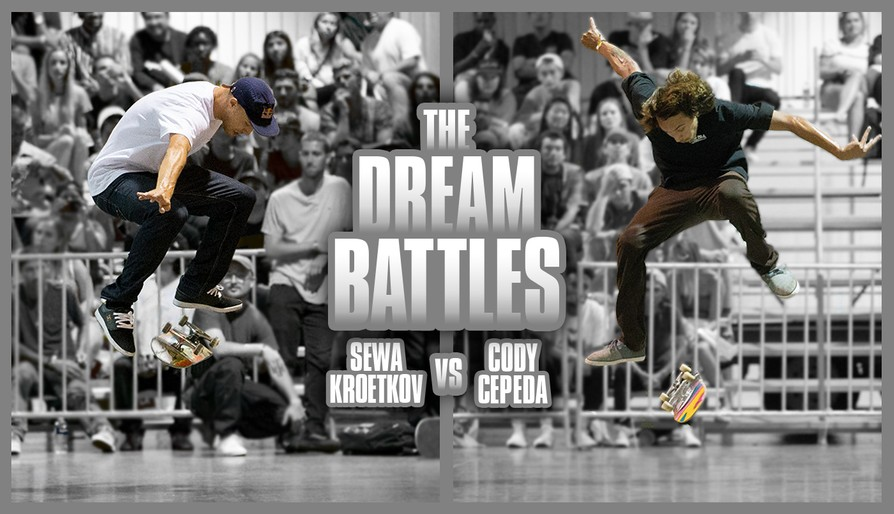Dream Battle: Sewa Kroetkov Vs. Cody Cepeda