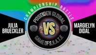 Poseiden Foundation Virtual Global S.K.A.T.E.: Didal vs. Brueckler