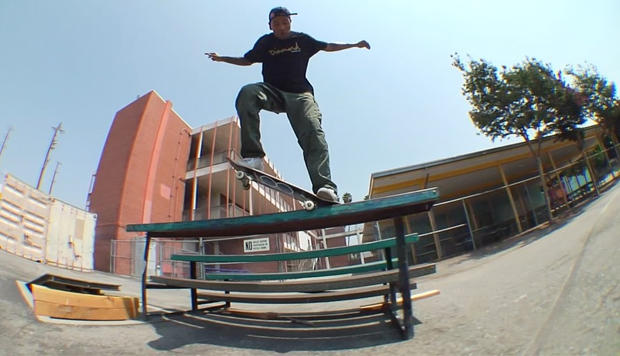 Vitor Borger's Last Los Angeles Montage Of 2020
