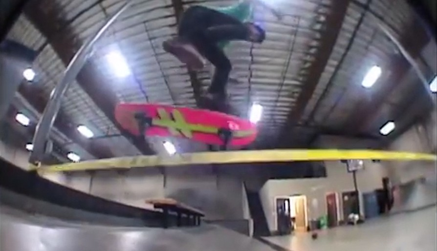 William Spencer's 'Skate NInja' Part: The Greatest Of All Time