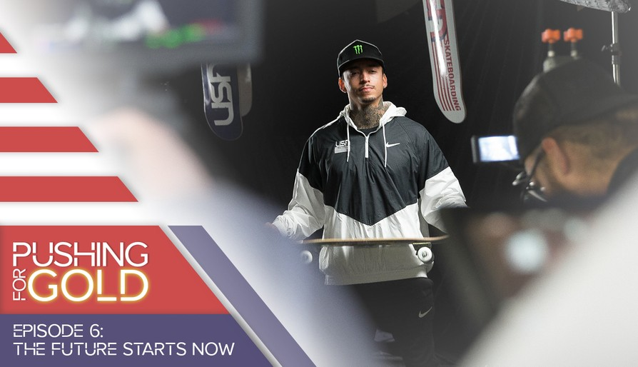 Pushing For Gold Episode 6: The Future Starts Now