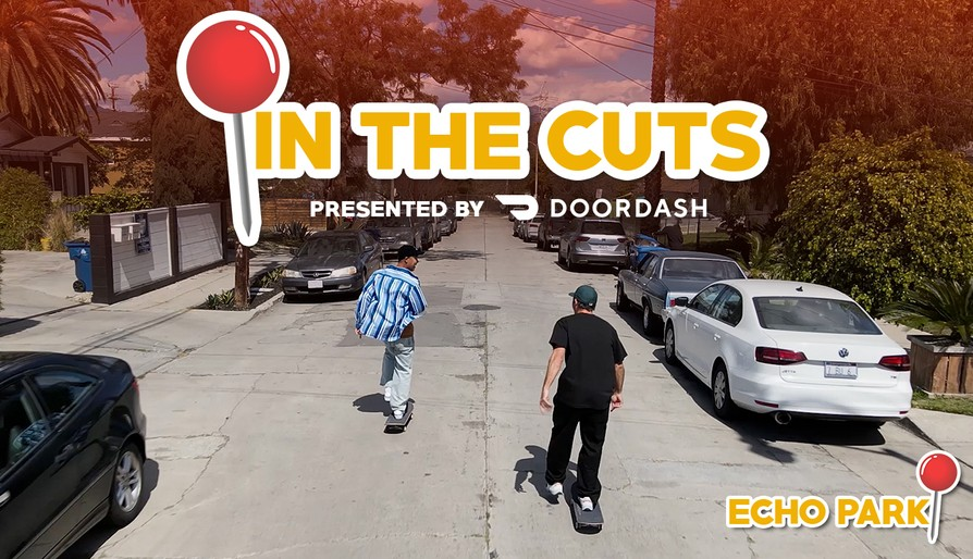 Doordash Presents 'In The Cuts': Episode 2 With Eric Koston