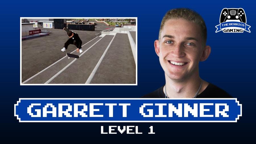 The Berrics Gaming: 'Skater XL' With Garrett Ginner