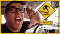 Do a Kickflip! With Steve-O