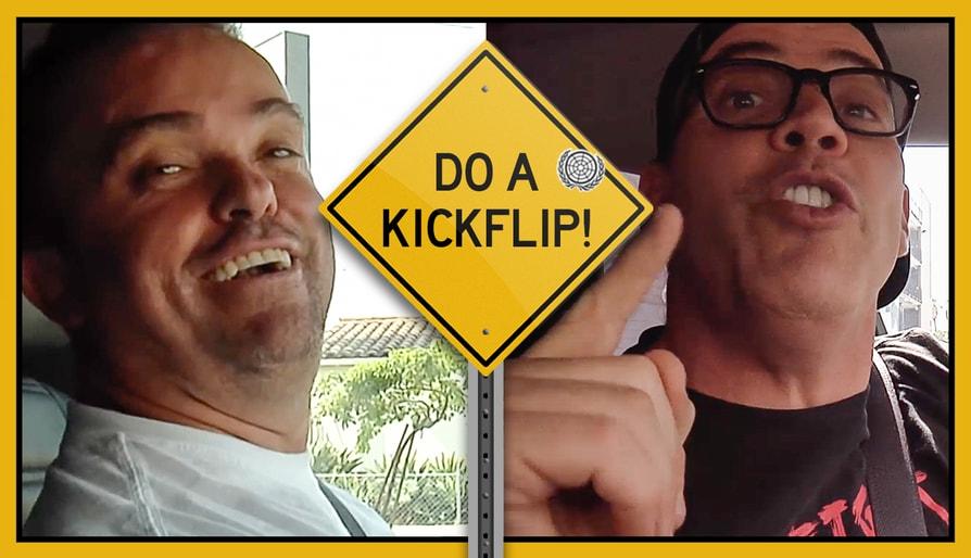National 'Do a Kickflip!' Day 2021