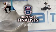 Here Are The U.S.A. Skateboarding National Championships Men's Park Finalists