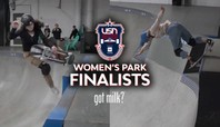 Here Are The U.S.A. Skateboarding National Championships Women's Park Finalists