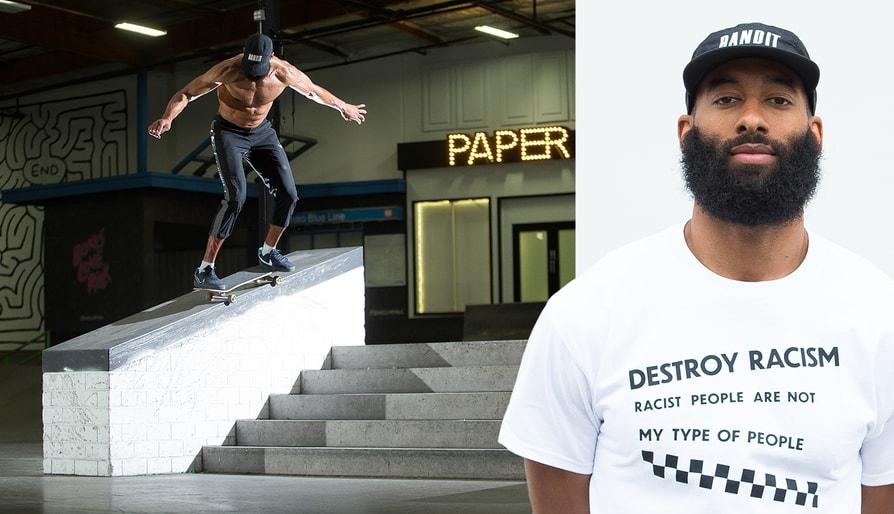 The Bachelor Skateboarder: Matt James