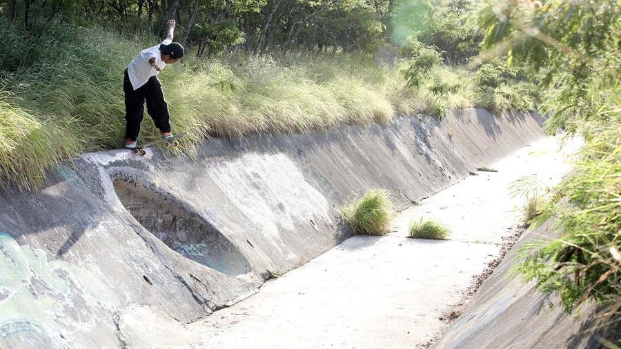 APB Skateshop Skates Oahu's Famous Spots For Nike SB 'Hawaii' Dunk Release