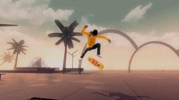 New Skateboarding Game 'Skate City' Available Now