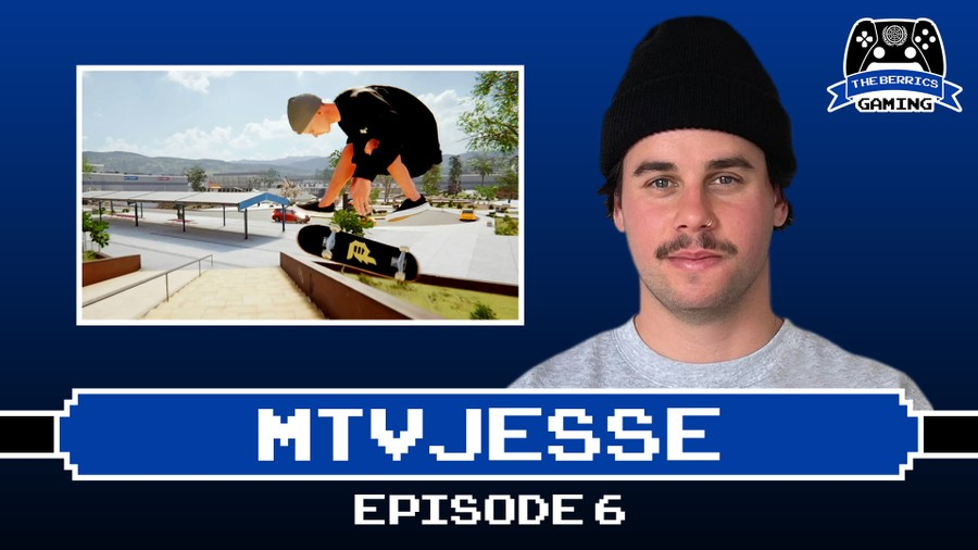 The Berrics Gaming: Episode 6 With MTV Jesse