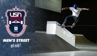 2021 USA Skateboarding National Championships Presented By Toyota Men's Street Finals