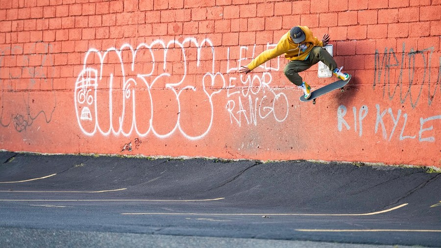 Nike SB Releases Collab Video With The Killing Floor