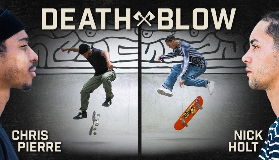 BATB 12 Death Blow: Nick Holt Vs. Chris Pierre