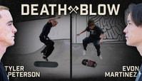 BATB 12 Death Blow: Tyler Peterson Vs. Evon Martinez