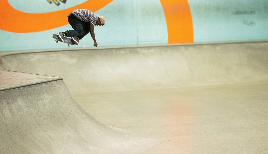 Introducing The Official USA Skateboarding Men's Park Athletes