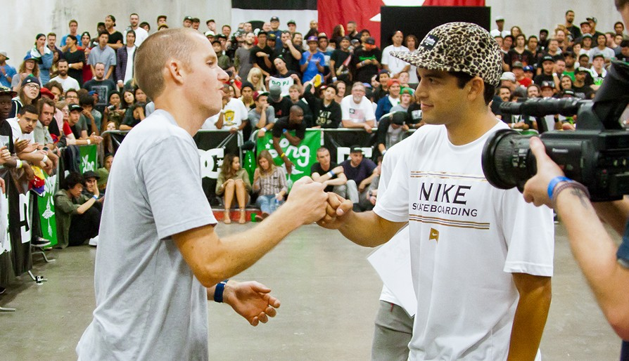 Paul Rodriguez Vs. PJ Ladd In BATB 6: The Greatest Of All Time