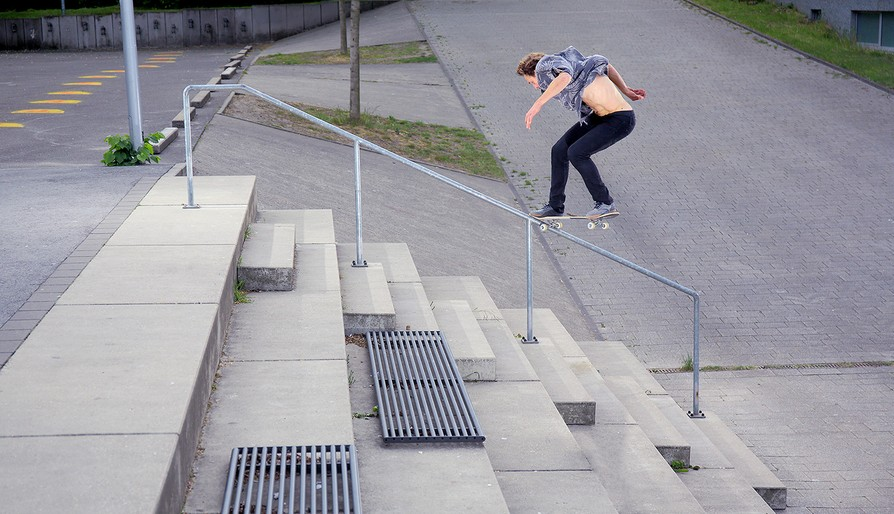 Mark Frölich's 'One For The Homies' Video