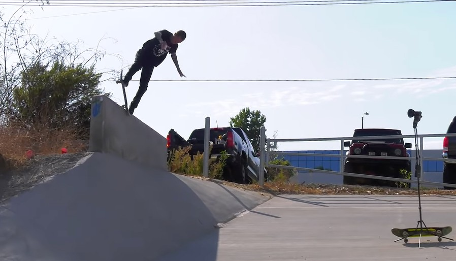 Collin Provost Officially Joins Creature Skateboards