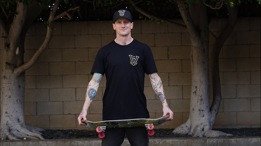 Mike Vallely Visits The Nine Club For Latest 'Stop And Chat'