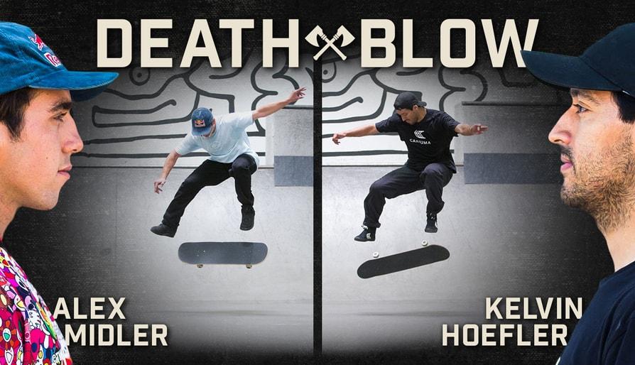BATB 12 Death Blow: Alex Midler Vs. Kelvin Hoefler