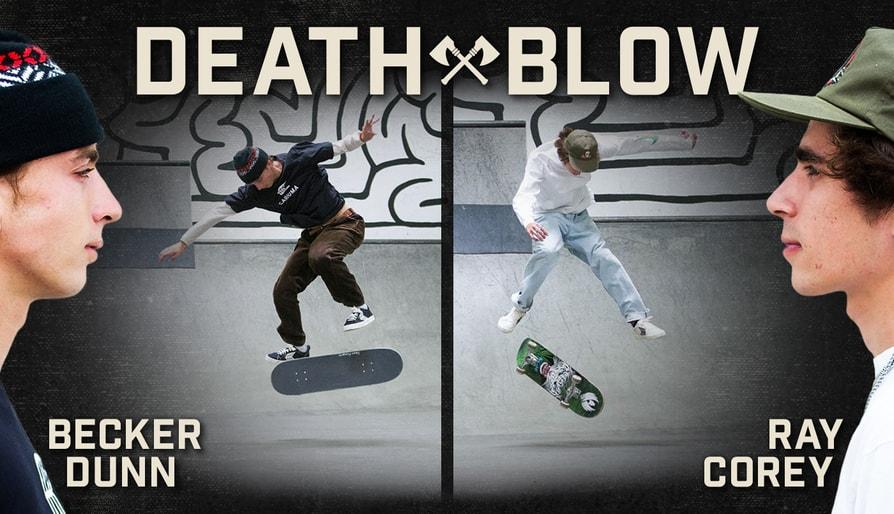 BATB 12 Death Blow: Becker Dunn Vs. Ray Corey