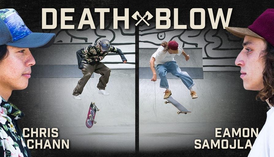 BATB 12 Death Blow: Chris Chann Vs. Eamon Samojla