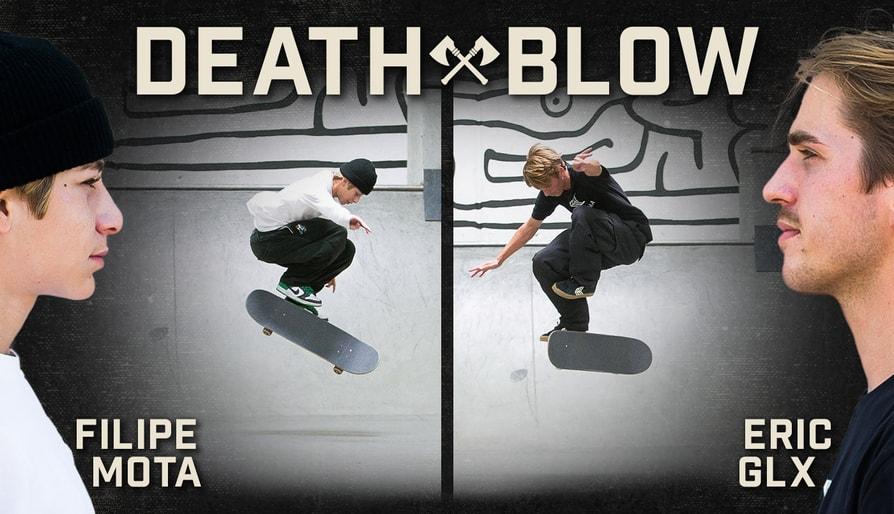 BATB 12 Death Blow: Filipe Mota Vs. Eric G.L.X.