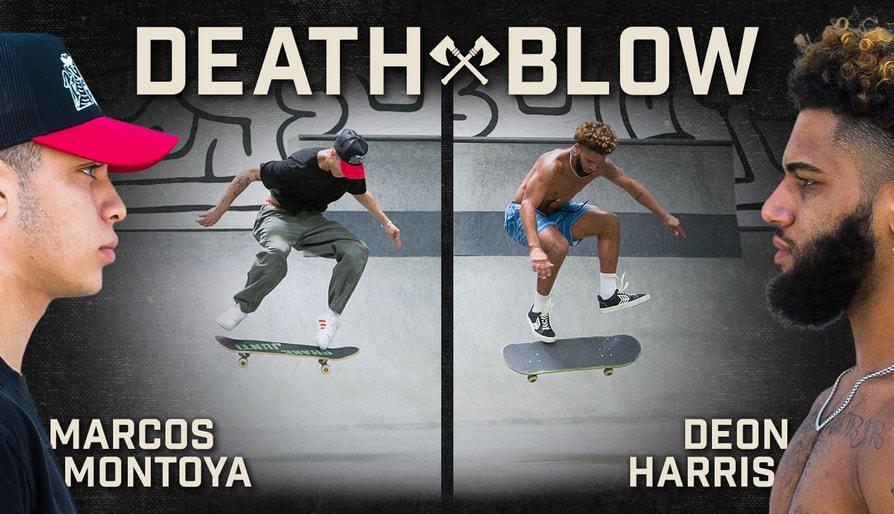 BATB 12 Death Blow: Marcos Montoya Vs. Deon Harris