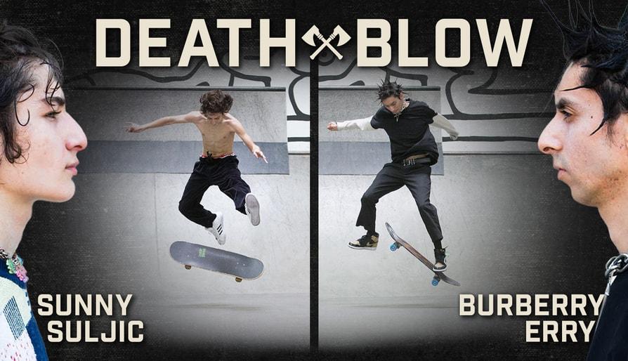 BATB 12 Death Blow: Sunny Suljic Vs. Burberry Erry