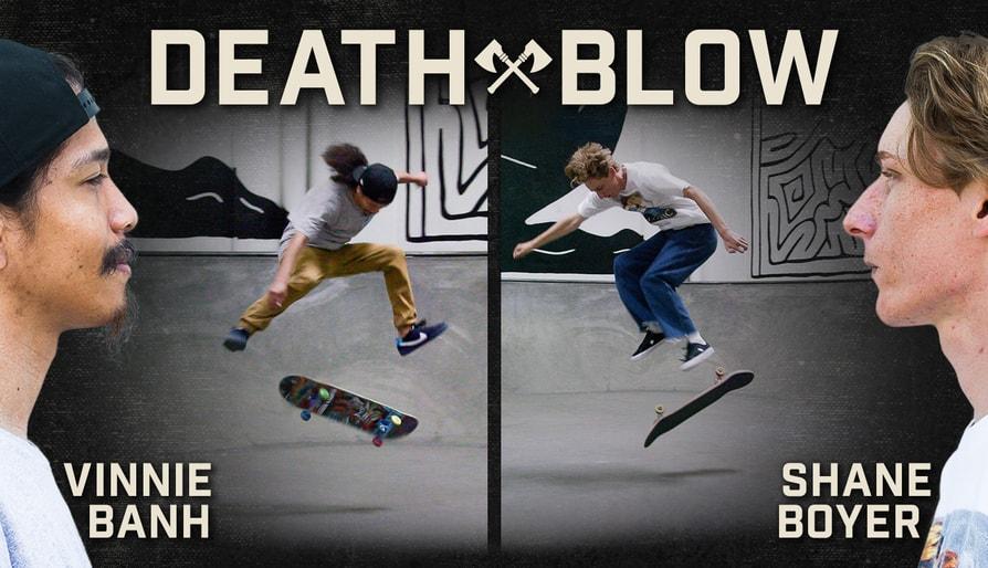 BATB 12 Death Blow: Vinnie Banh Vs. Shane Boyer