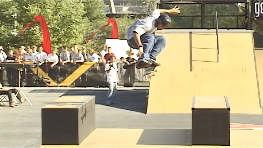 Nike SB Gives You Four Olympics Perspectives In 'Contest Legends'