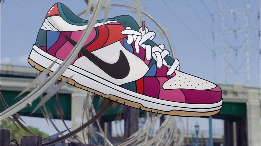 Nike SB Dunk Low Pro Piet Parra Raffle Is Live Now In The Canteen!