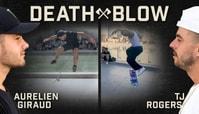 BATB 12 Death Blow: Aurelien Giraud Vs. TJ Rogers