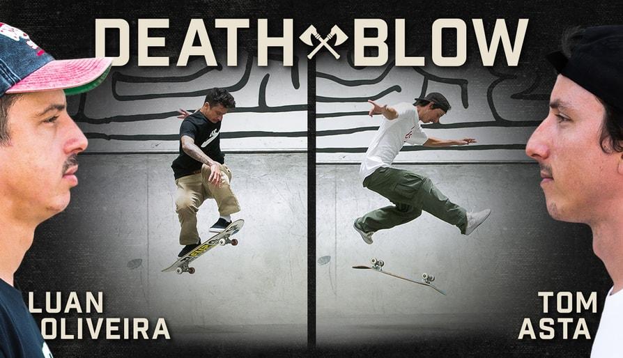BATB 12 Death Blow: Luan Oliveira Vs. Tom Asta